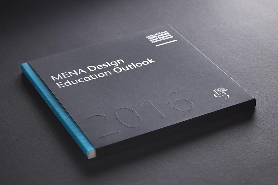 DDFC MENA Design Education Outlook Report Slipcase