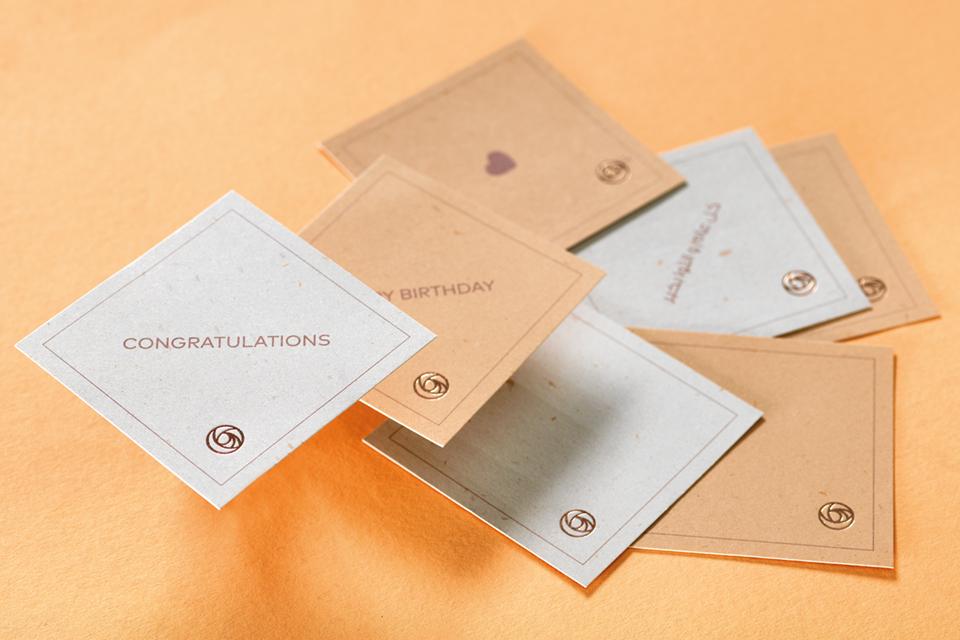 Fleurology Cards