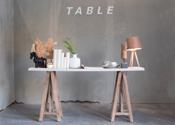Table by No. Fifty Seven  Brand, Identity, Collateral