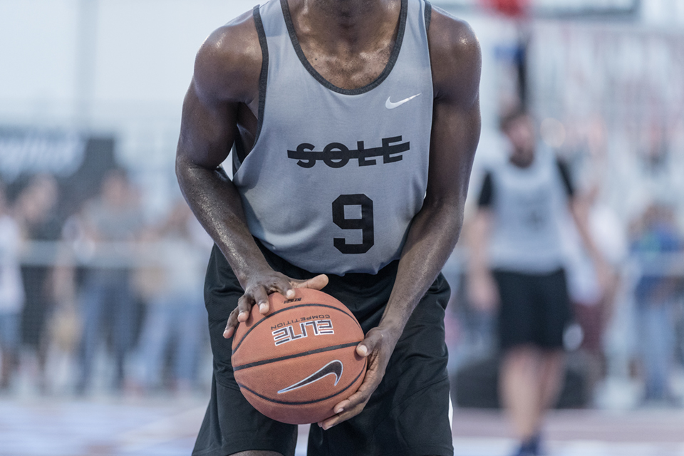 Sole DXB Event 2016 Basketball Jerseys