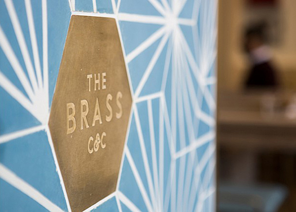 The Brass Coffee & Community   Brand, Identity, Signage, Packaging, Collateral