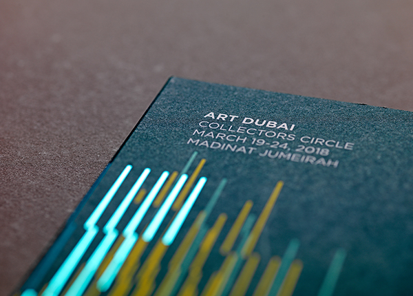Art Dubai 2018  Advertising, Event Branding, Collateral, Signage