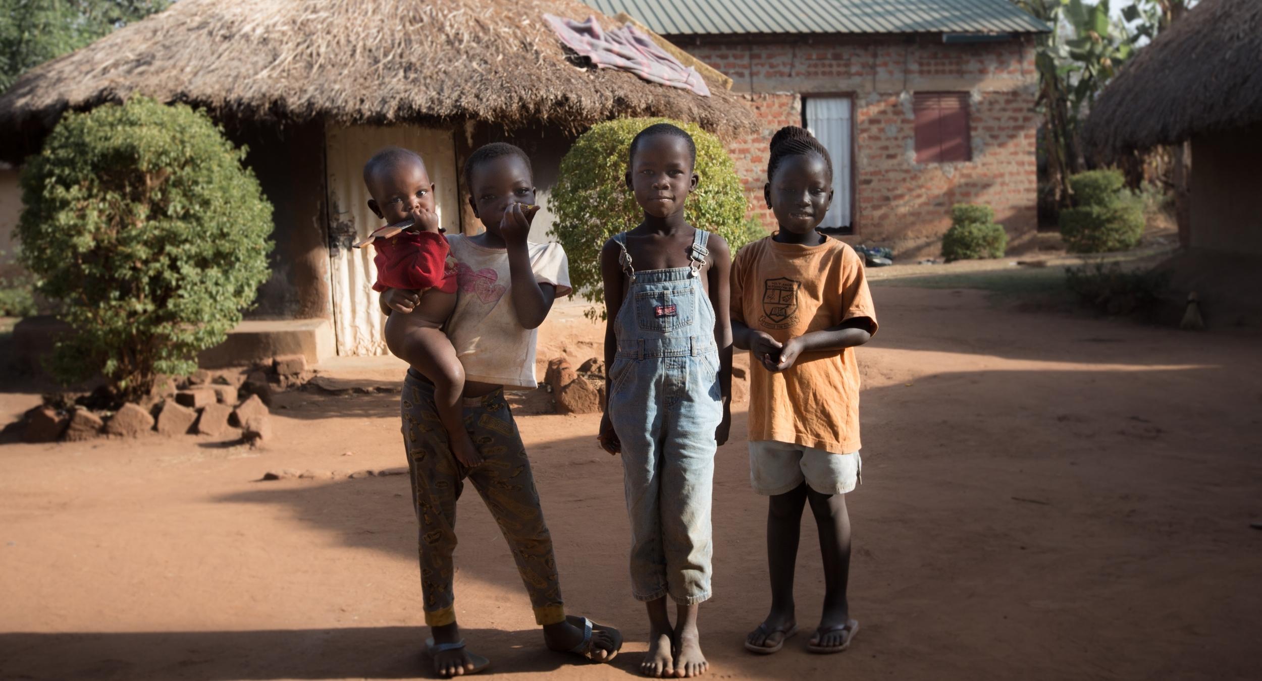 GULU, UGANDA : AMANI