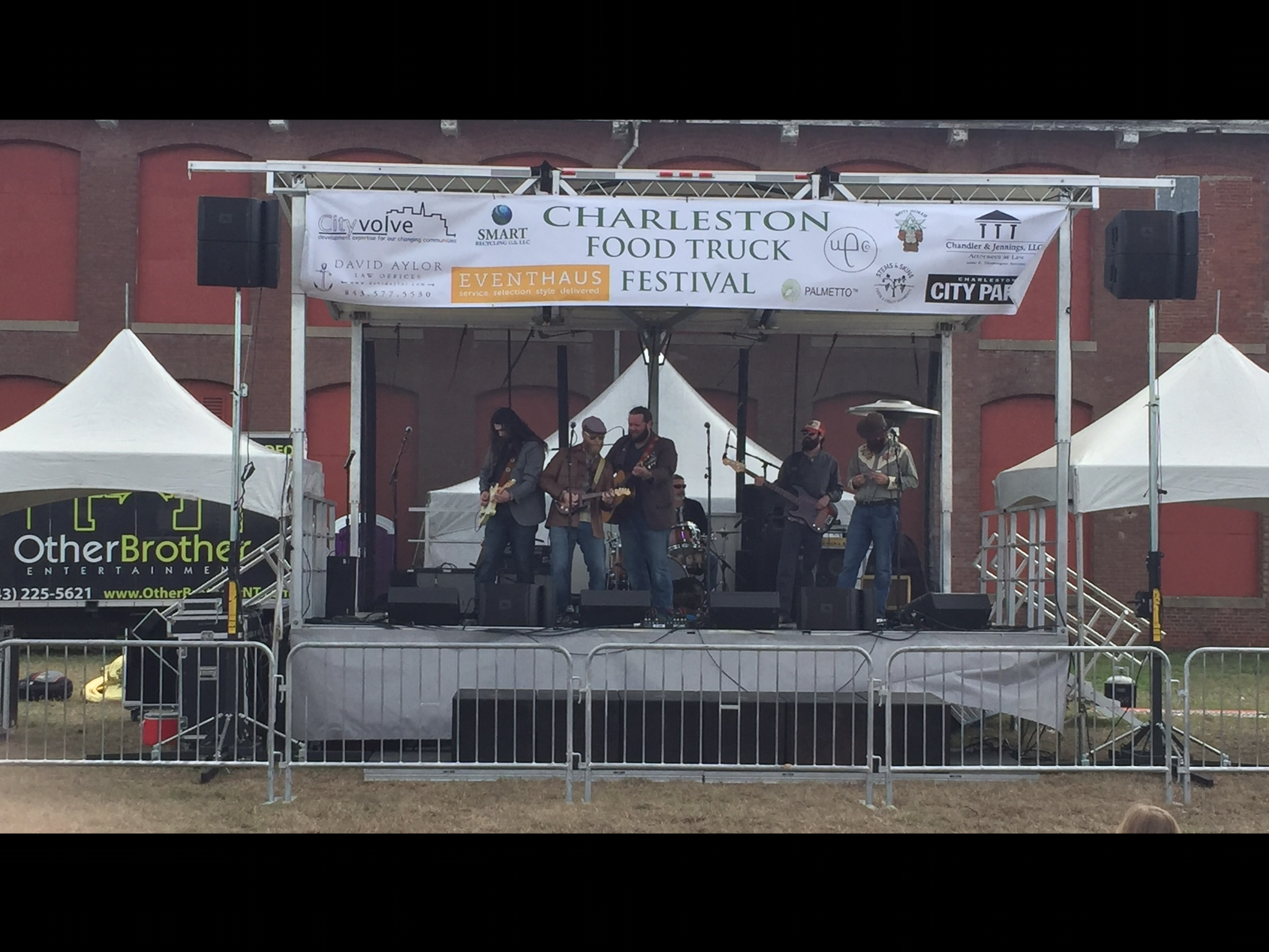 Great Music at the 6th Annual Food Truck Festival