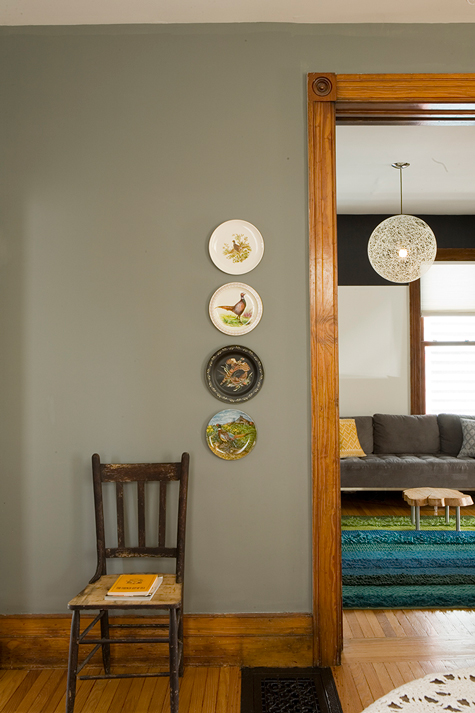 Paint Colours That Go With Natural Wood