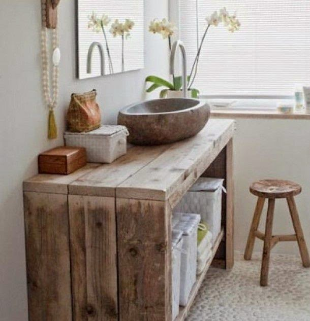 How To Use Reclaimed Barn Boards In The Bathroom
