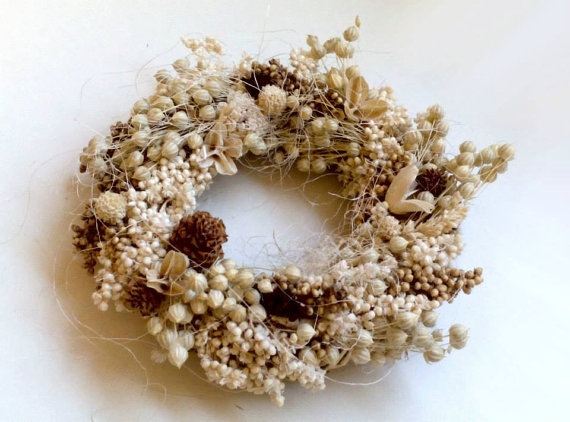 top natural holiday wreaths