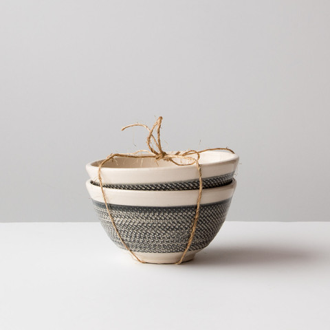 small ceramic bowls - sustainable handmade gift guide