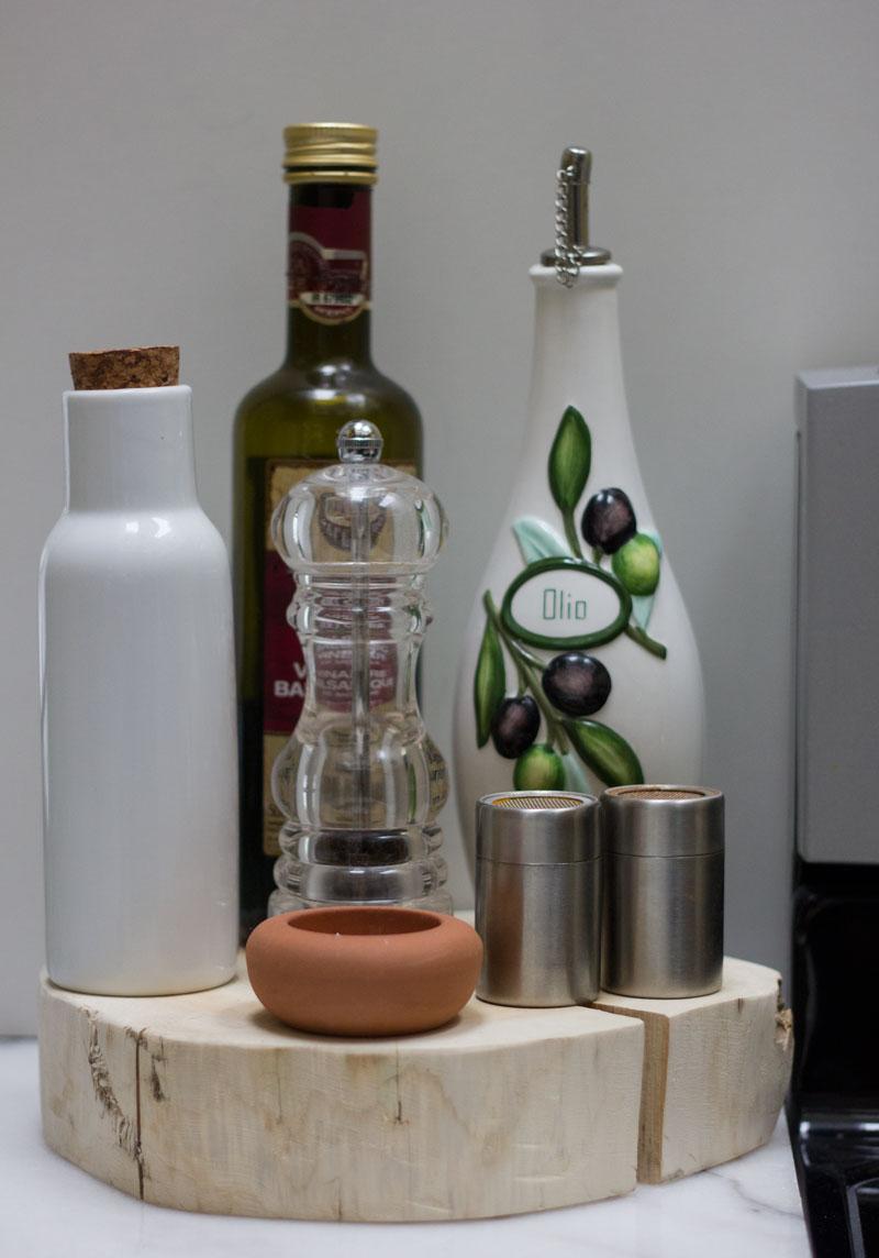智能厨房调味品组织