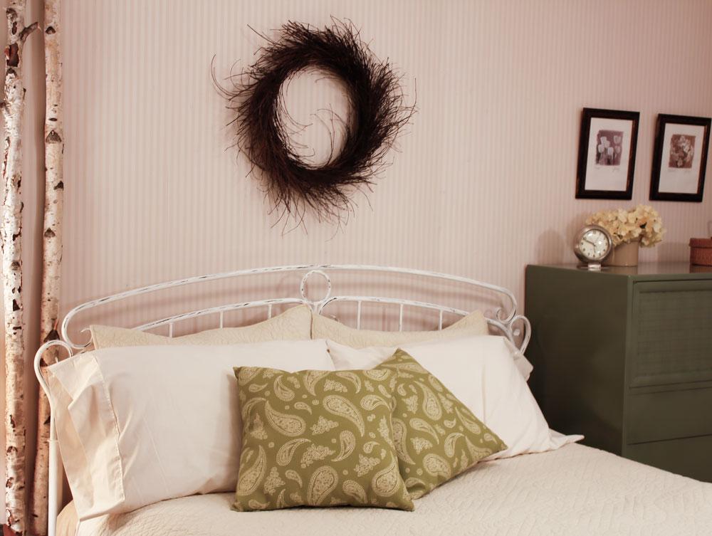 budget master bedroom refresh