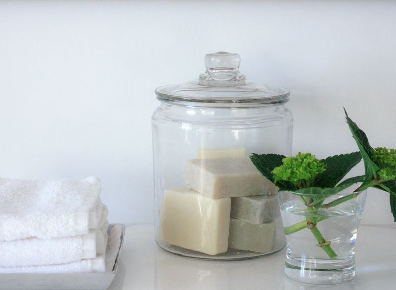 simplify your beauty products for a simple home and life