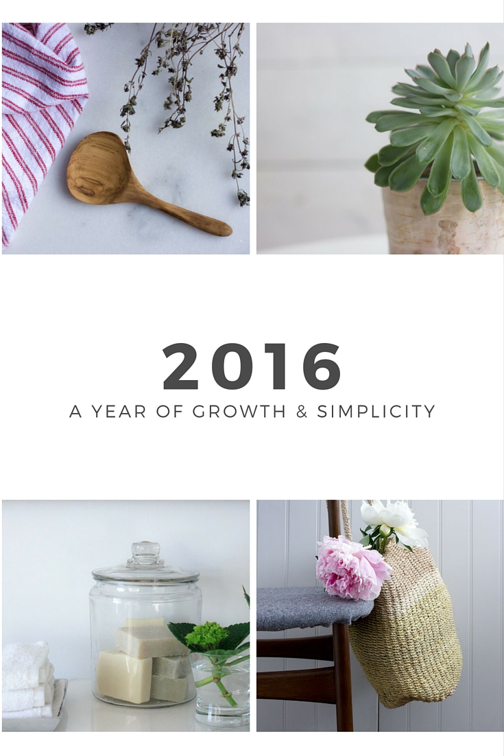 cultivating growth and simplicity