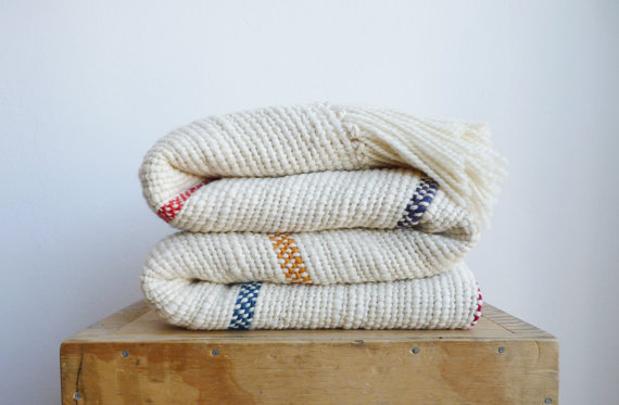 organic wool blankets for a cozy healthy home