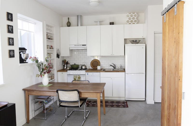 turning a garage into an apartment