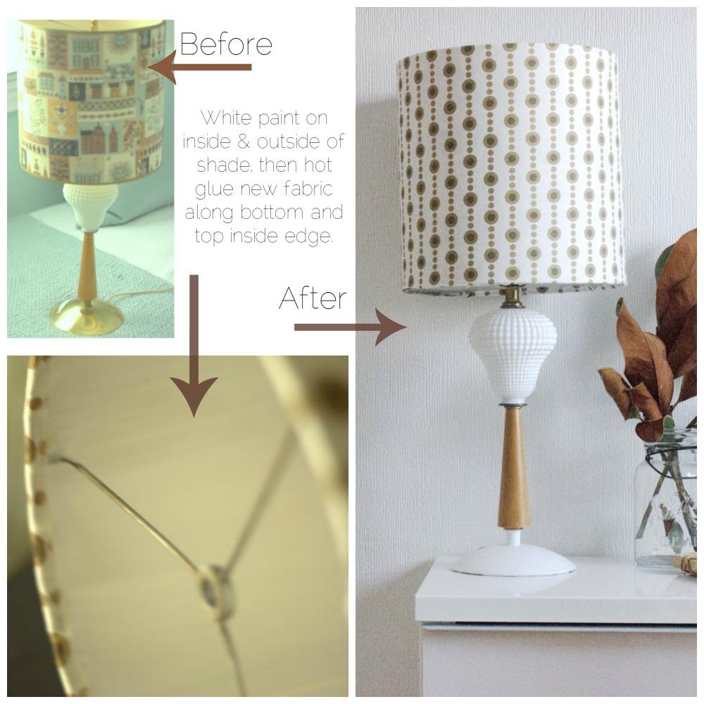 复古灯在使用前和使用后都有说明