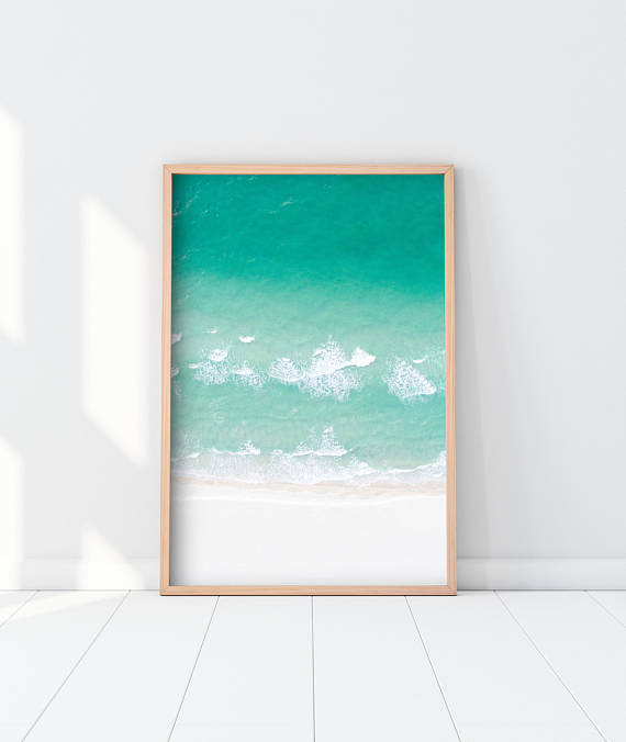 best of Etsy for a natural summer home