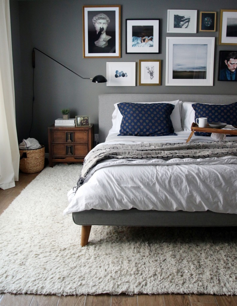 A Simple Guide To Rugs In The Bedroom Refreshed Designs