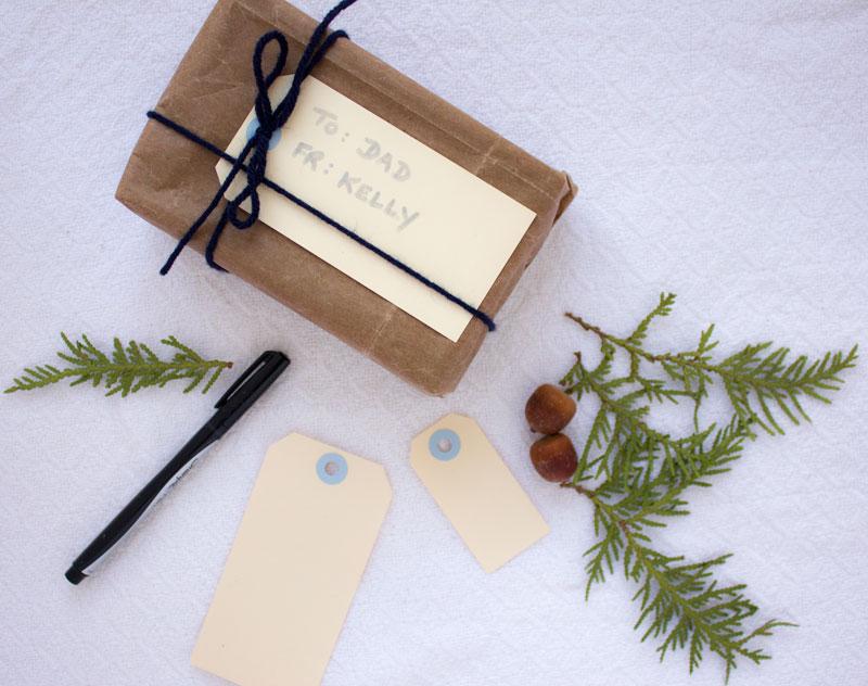 环保礼品包装选项