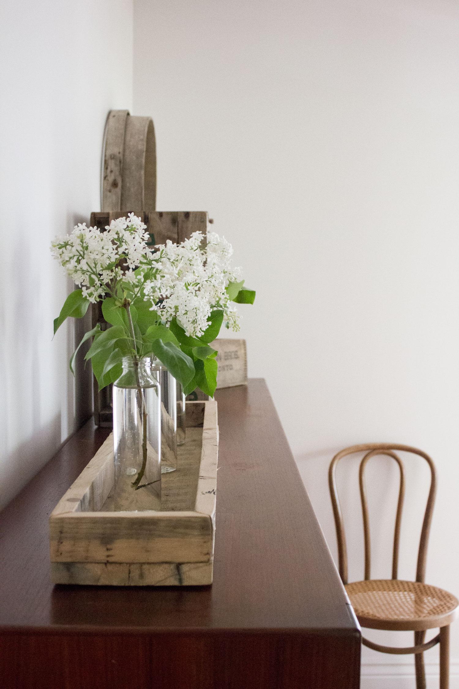 油漆墙白色将有助于在你的生活中创造空白