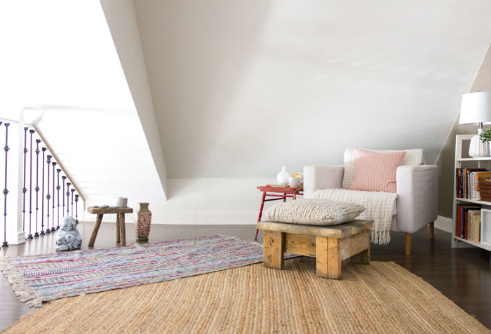How to create a simple home meditation space