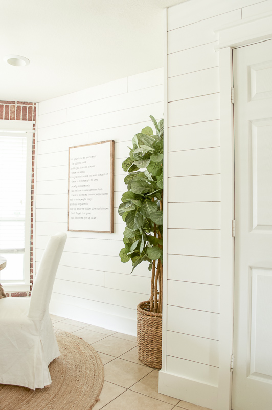 SW Alabaster by Little Red Brick House