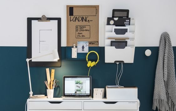 tech charging station at home- IKEA.jpg