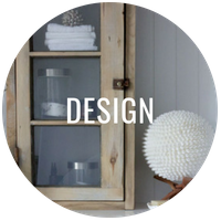 blog on designing and decorating simply and affordably