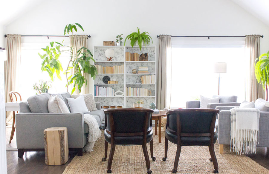 A simple, essentialist home