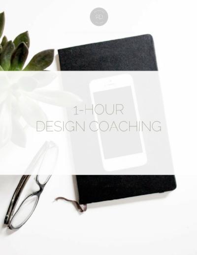One-Hour Design Coaching / online interior design
