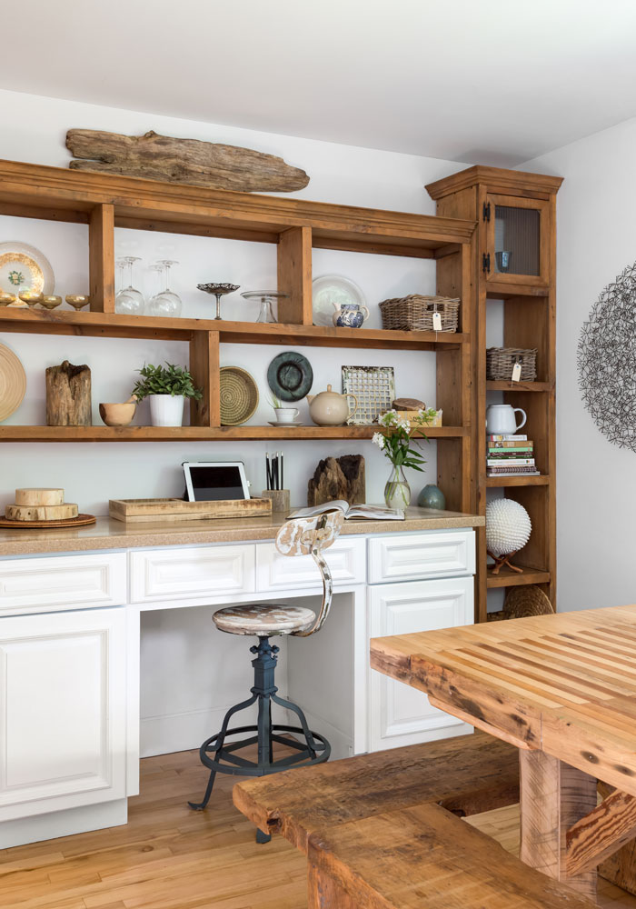photo of Kelly Anderson design by Robin Stubbert for House & Home magazine