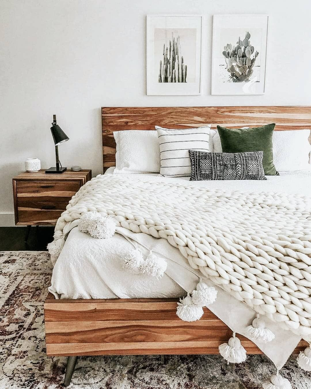 怎样做一张现代舒适的床