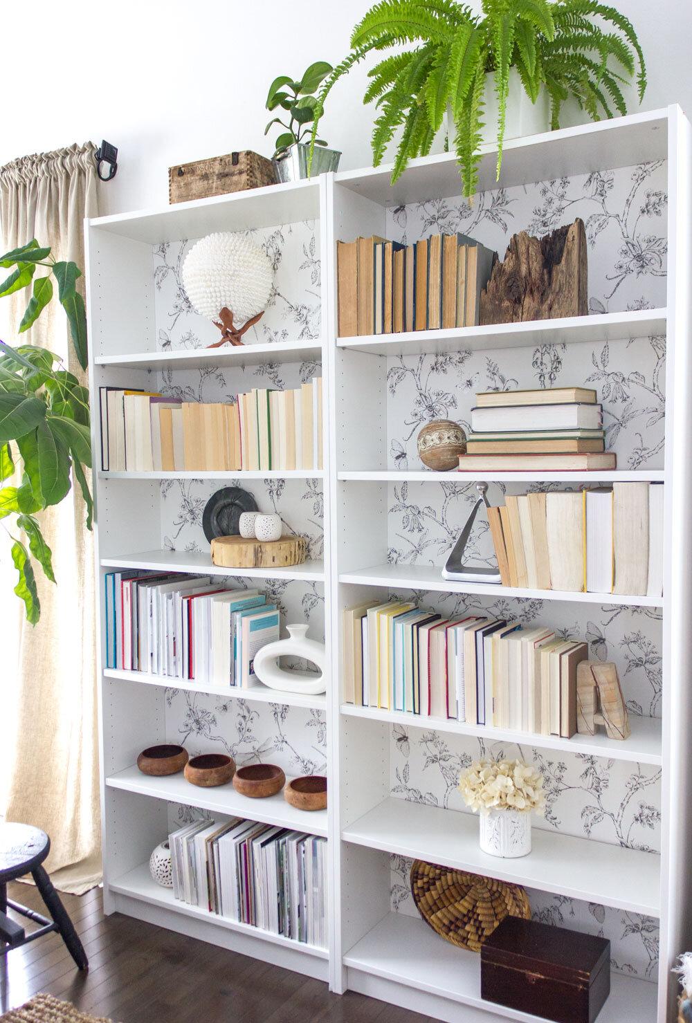 设计书架样式的简单方法