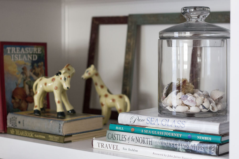 Making your bookshelves meaningful and fun