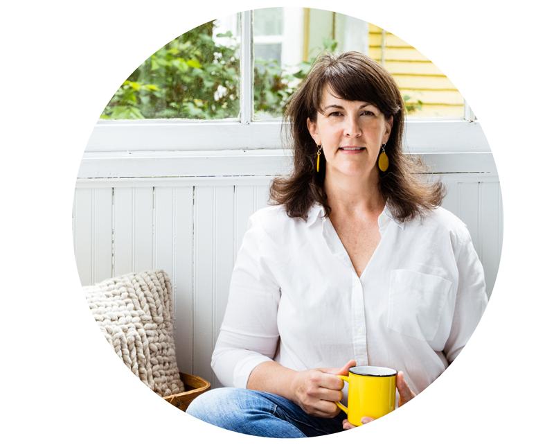 Kelly Anderson简单生活空间和生活方式设计教练
