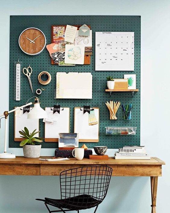 如何创建实用的家庭办公室