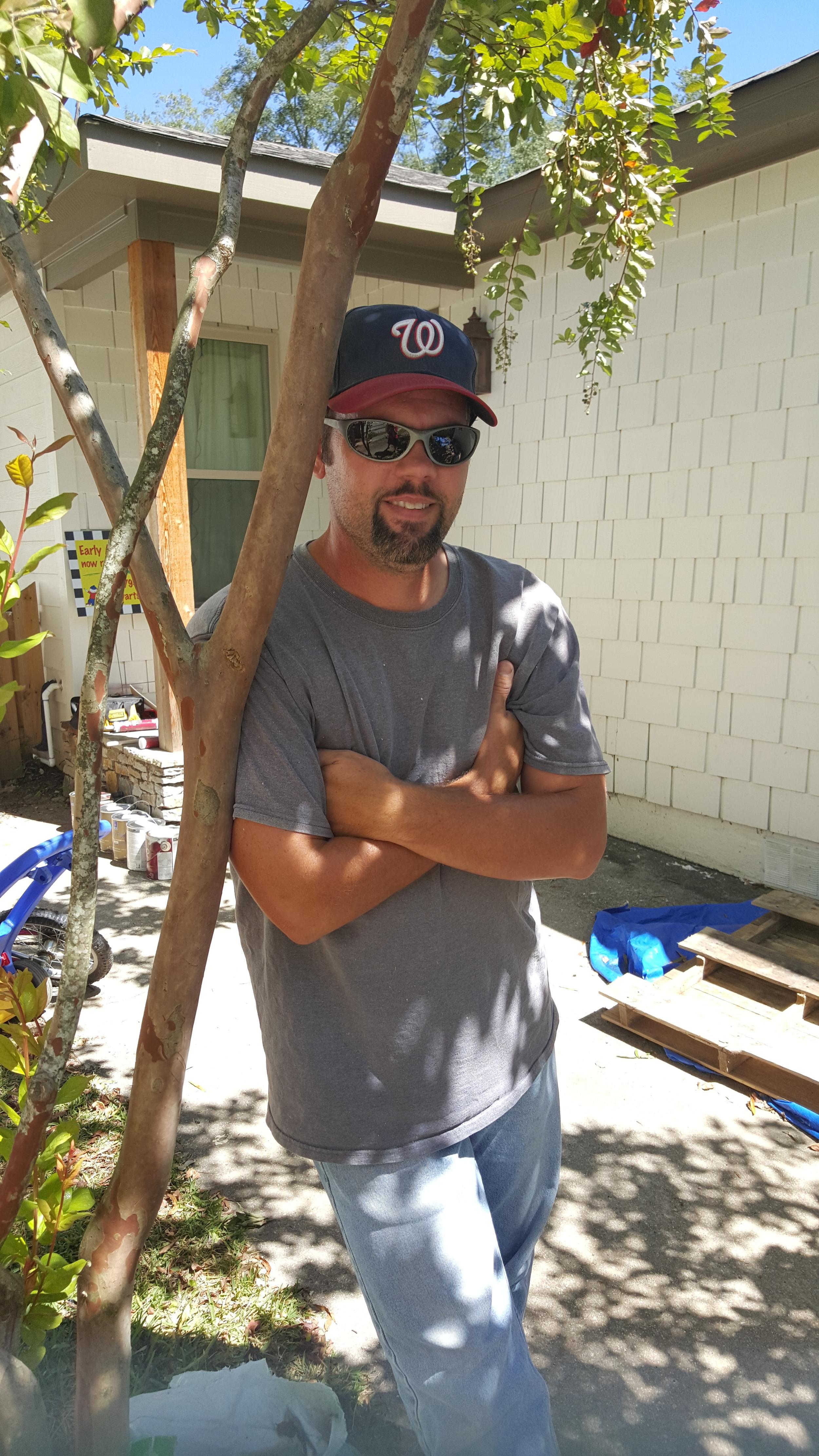 Matt Martz, Carpenter