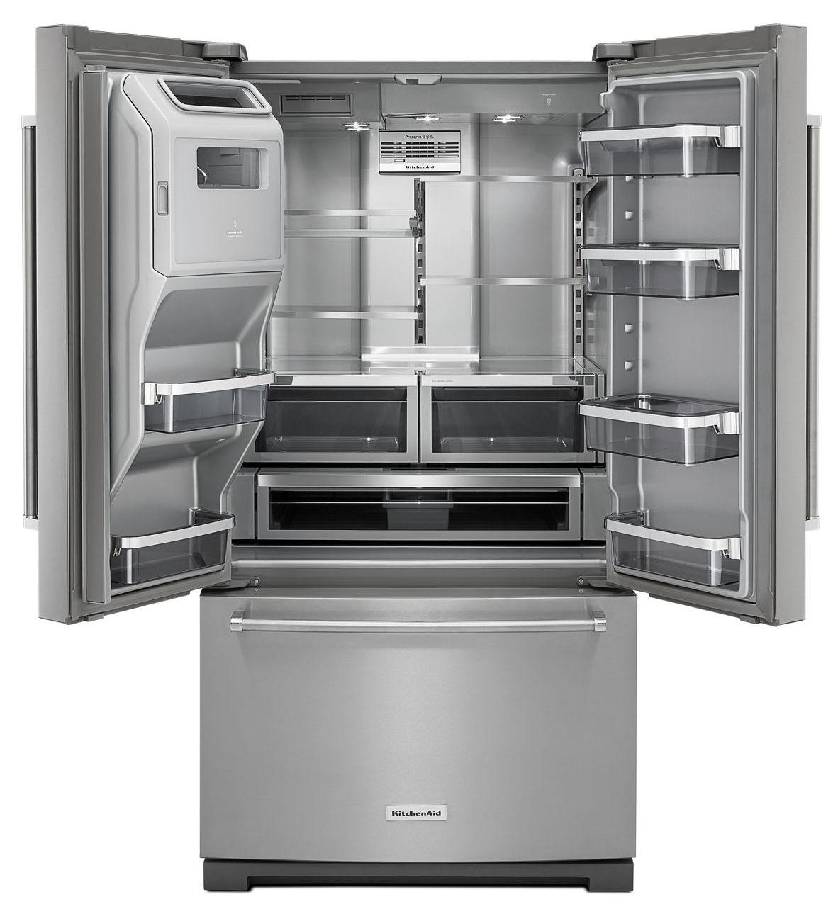 KitchenAid Model  KRFF707ESS