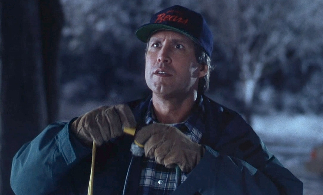 """Christmas Vacation"" 1989"