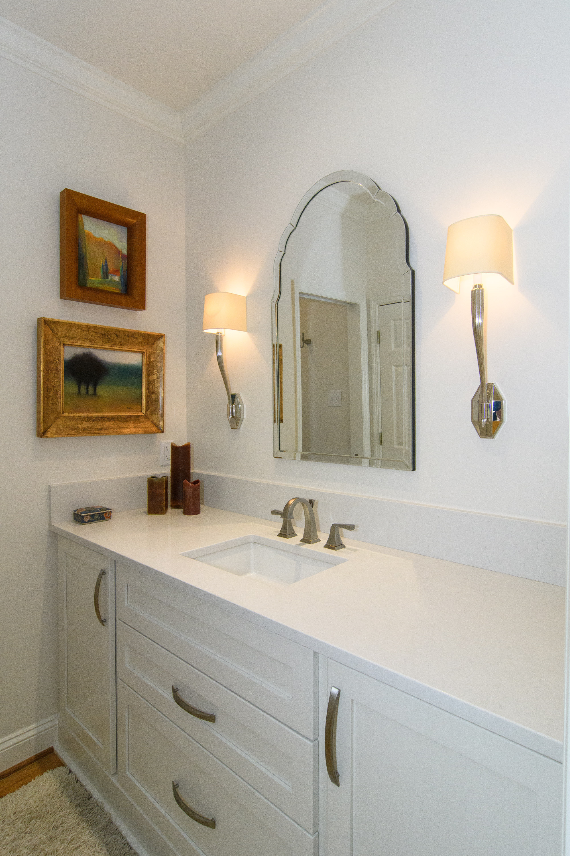 Liberty Park Guest Bathroom Renovation