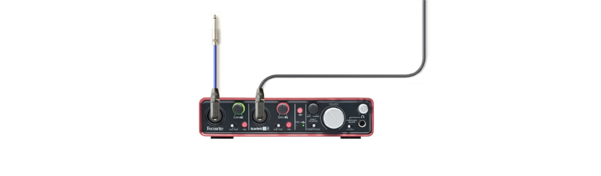 Copy of audio interface