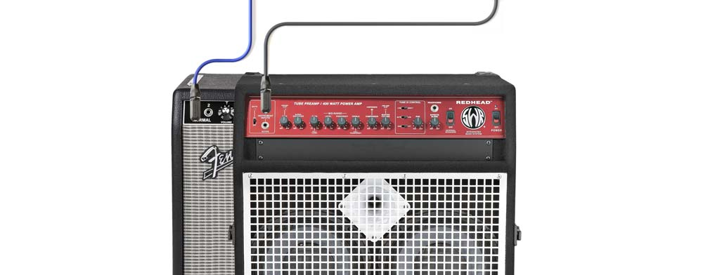 Two Amps