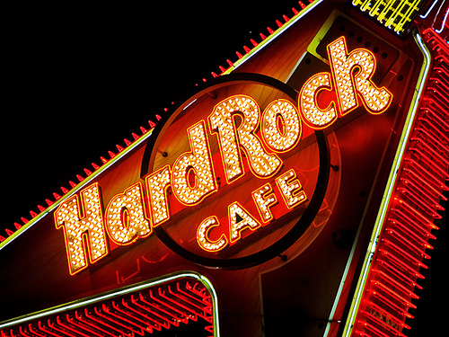Escape Hard Rock Cafe Offer