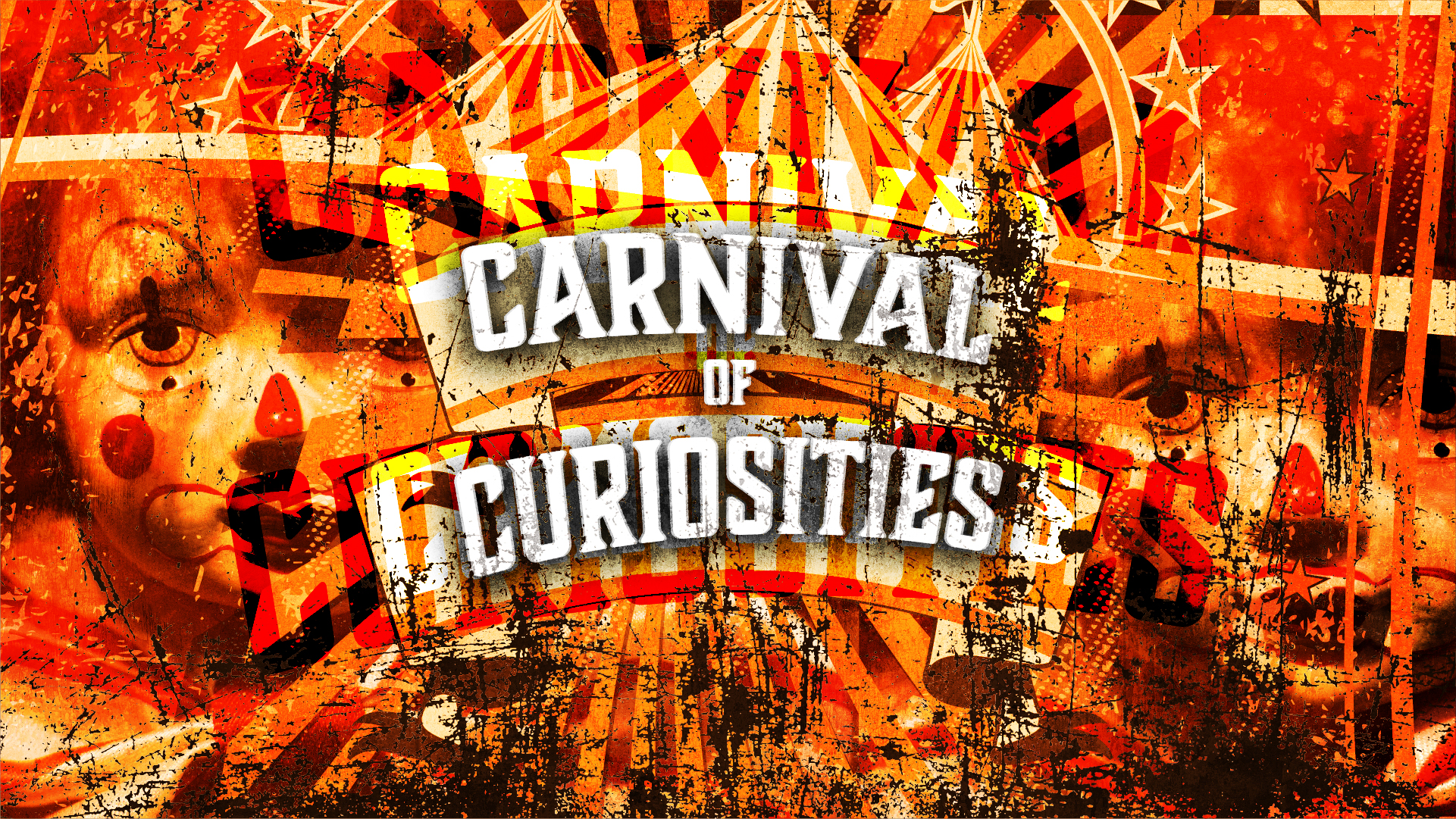 Carnival of Curiosities - AVAILABLE AT HAYMARKET:Welcome to the Carnival of Curiosities, prepare to have your mind blown by the amazing displays within the carnival. However what started out as a game is clearly more sinister than you expected. Your must defeat the challenges within an hour or become part of the carnival forever.
