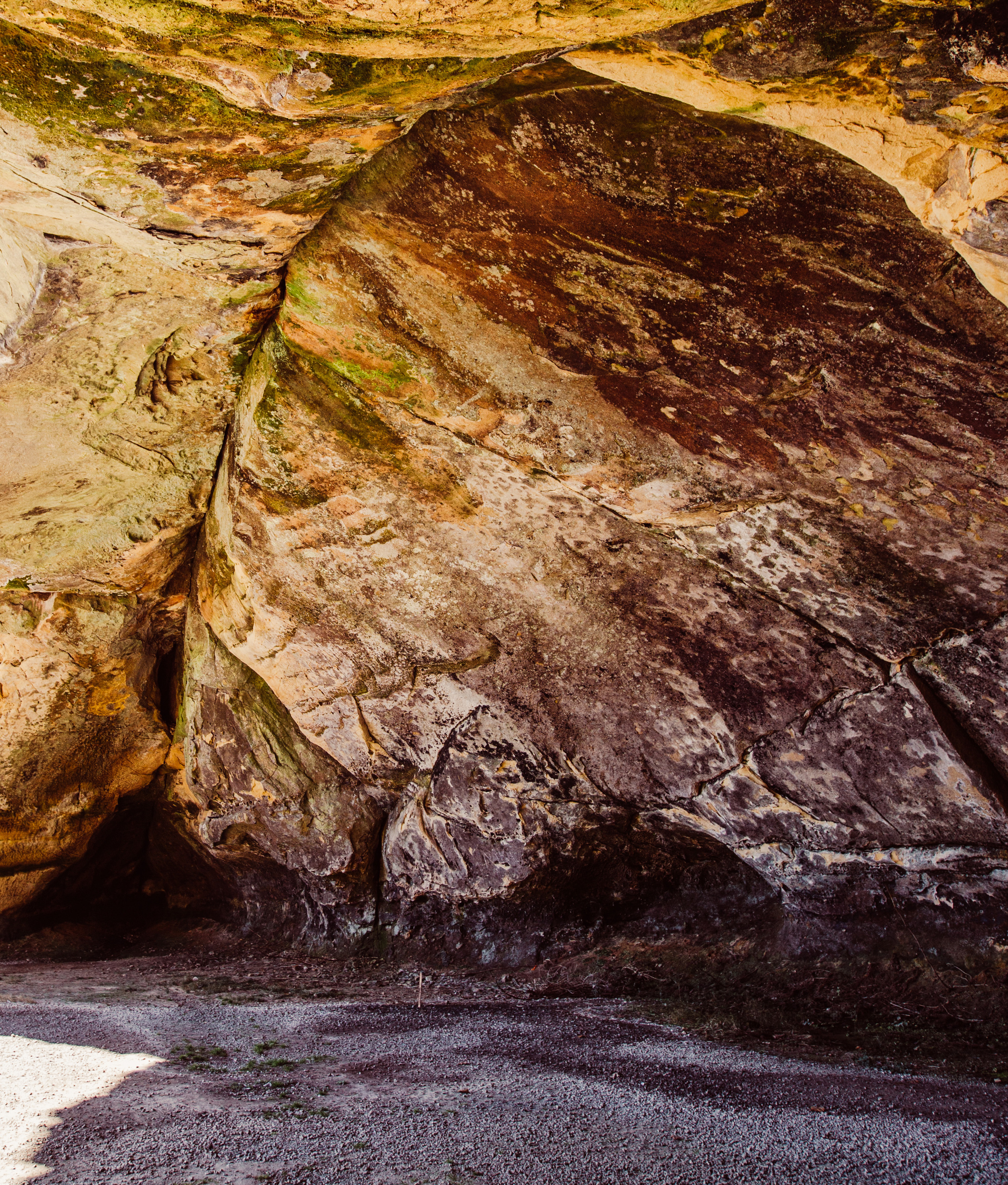 The Indian Rock Cave in Fairfield Bay is one of Arkansas' most awe-inspiring photo opportunities.