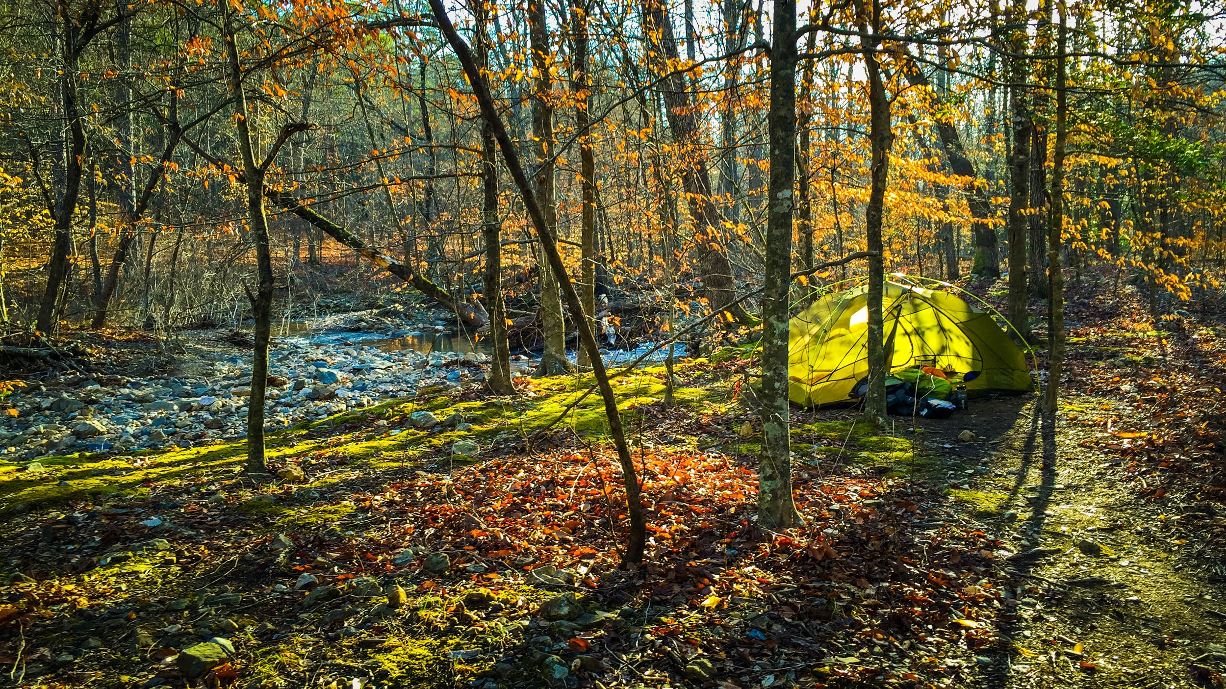 Arkansas abounds with breathtaking outdoor escapes like the Eagle Rock Loop Trail, seen here.