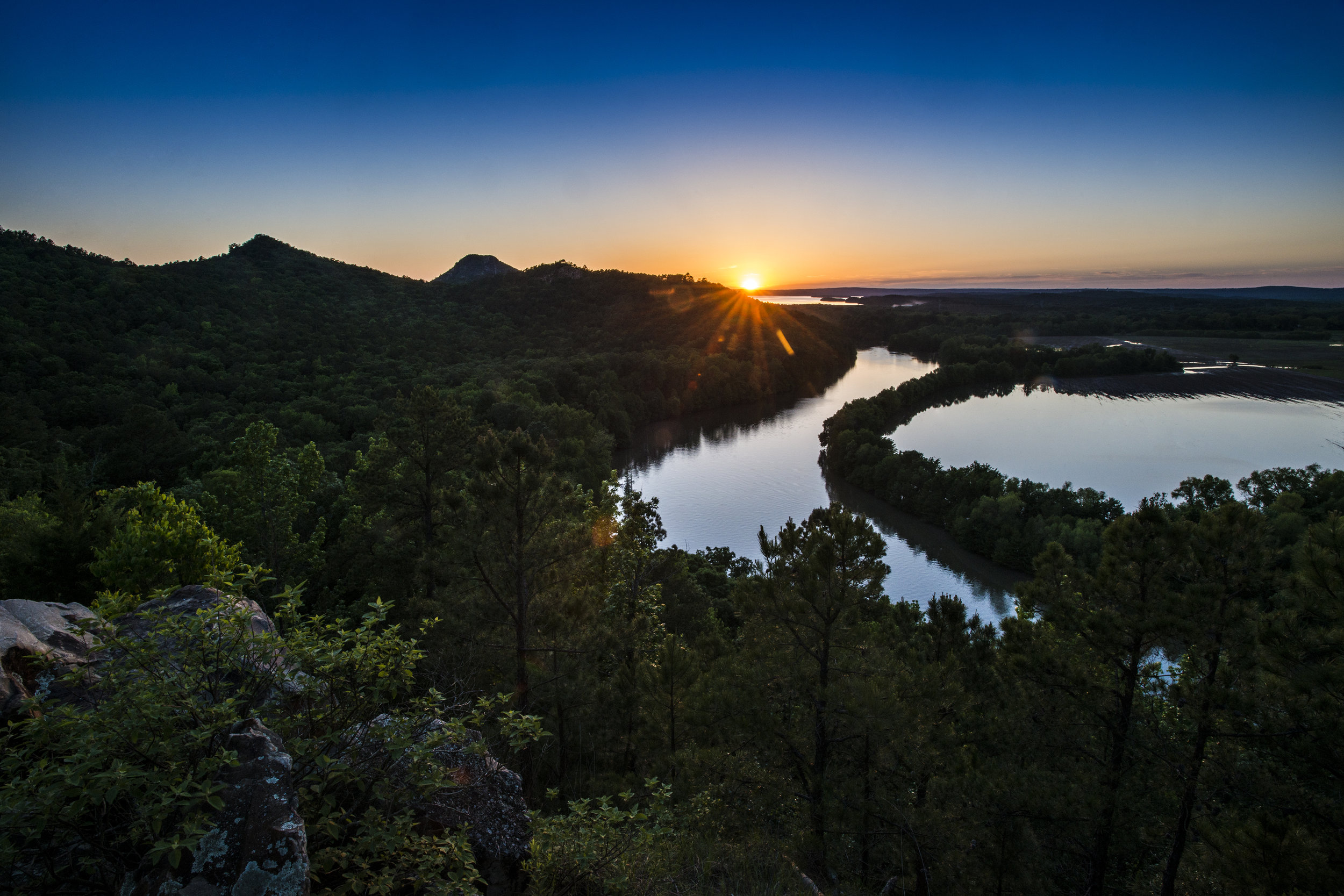 PHOTOGRAPHY: COURTESY Arkansas Department of Parks and Tourism