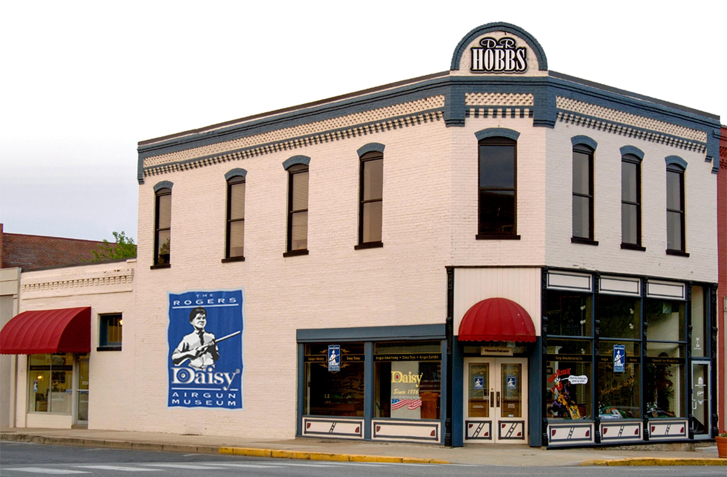 Daisy Museum Rogers, Arkansas