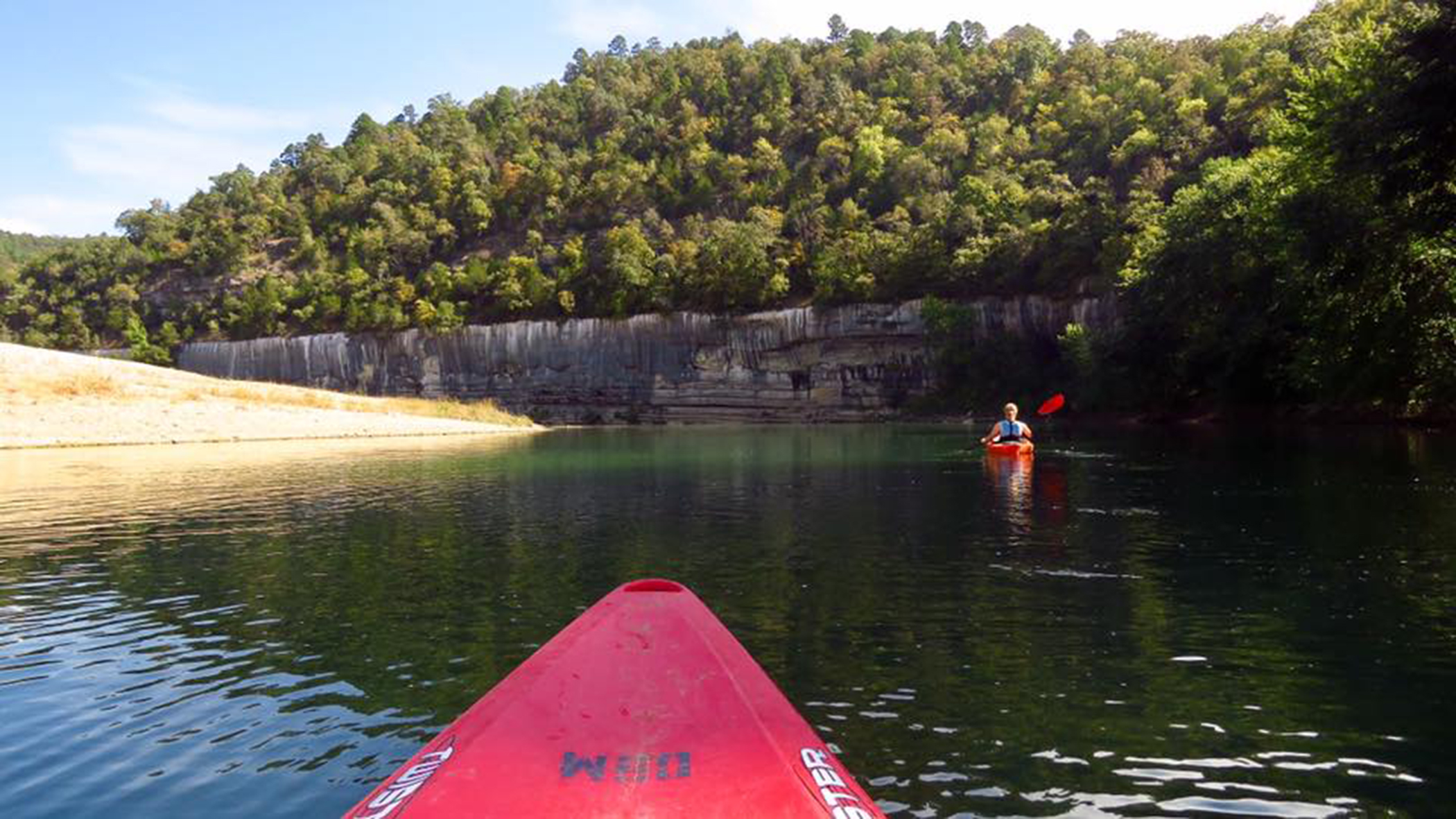 """This is wilderness: remote, wild,  a little risky..."" —Faron Usrey"