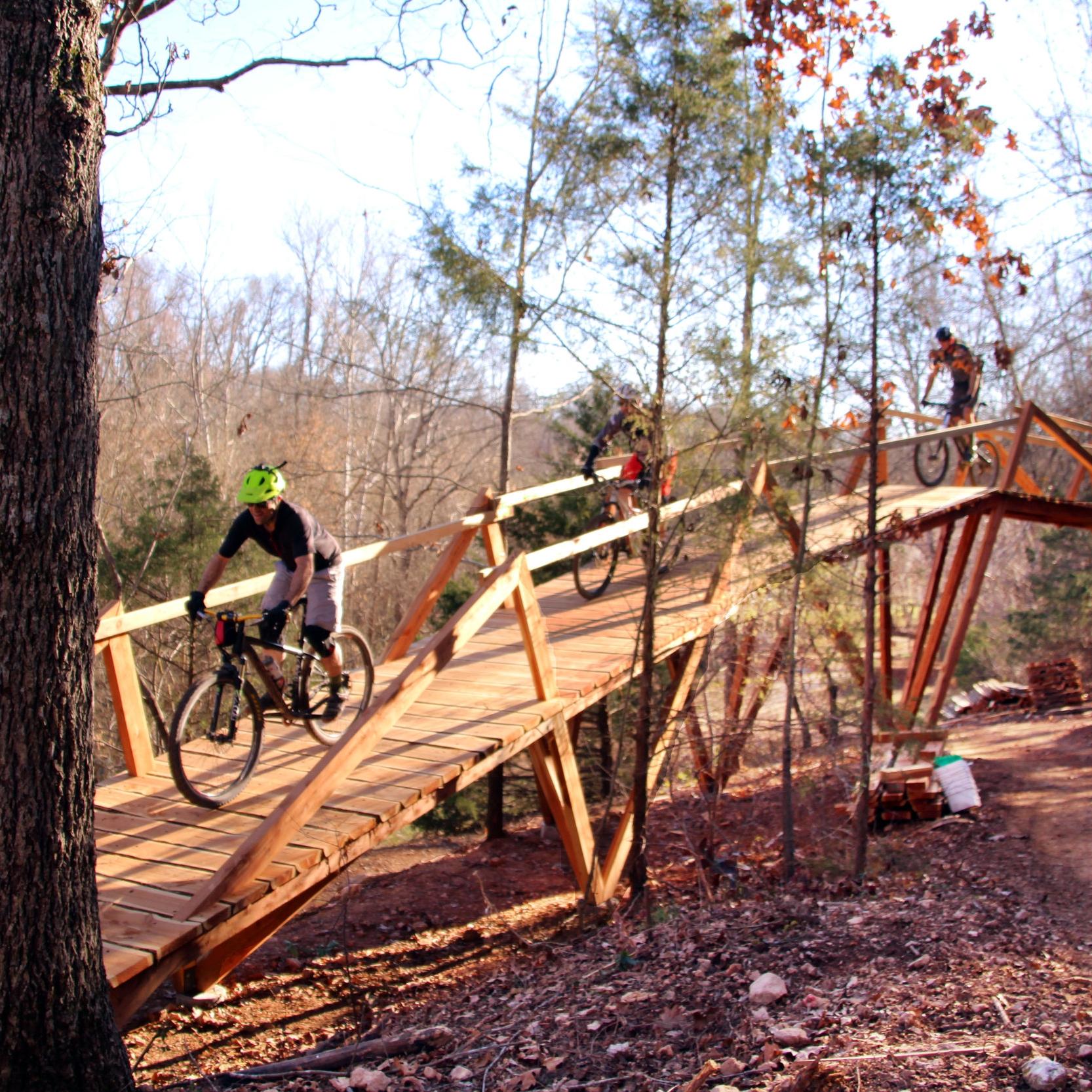 5       New Trails