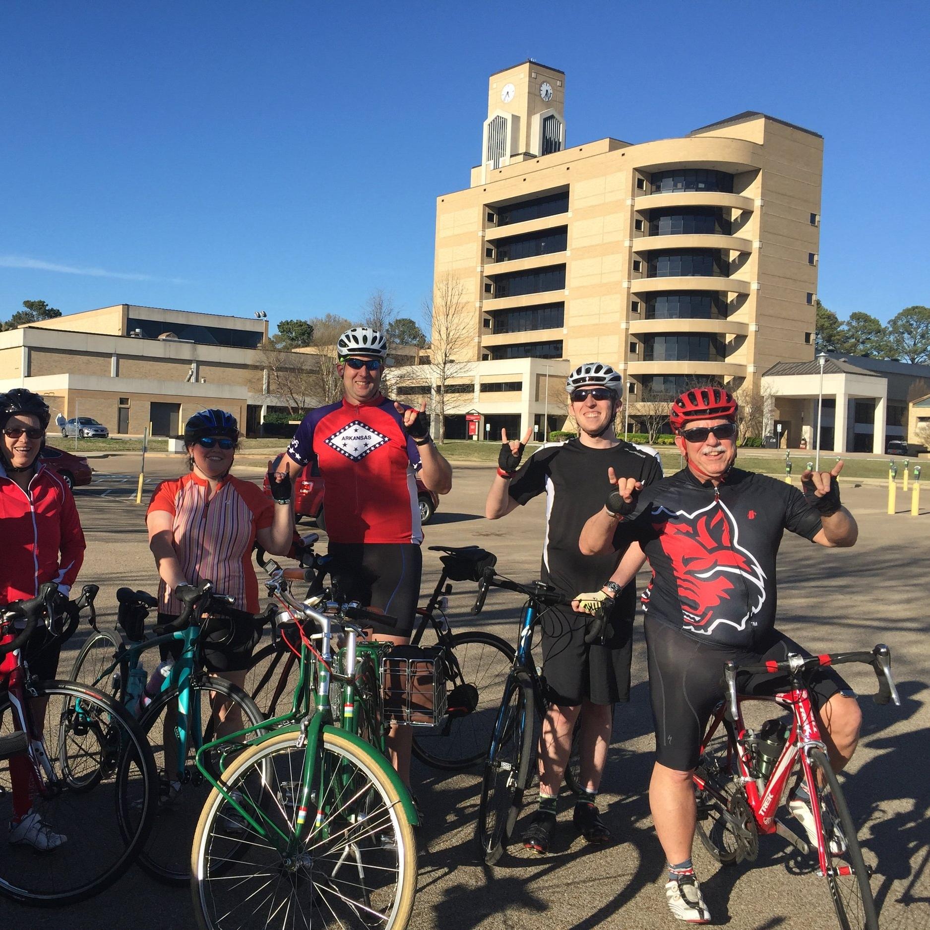 Bikes and Universities